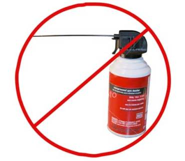 no-compressed-air