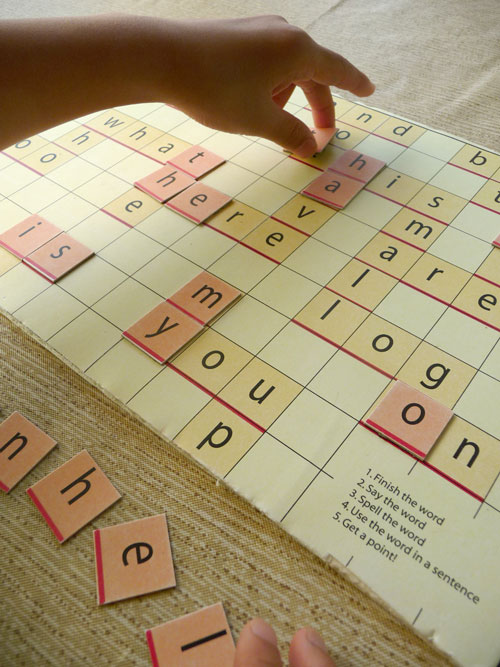 scrabble game free to