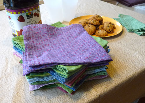 class-napkins