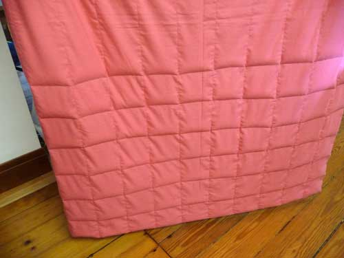 calming the senses with weighted blankets