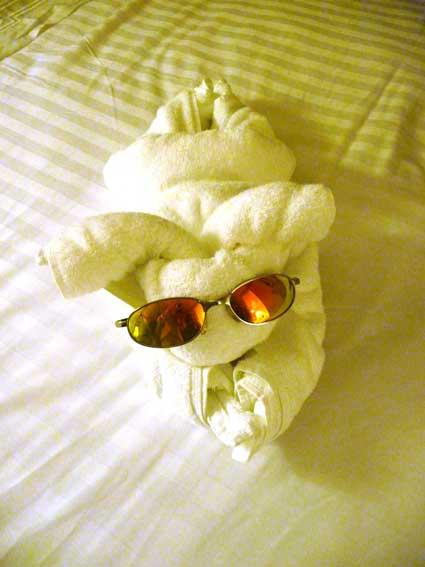 towel-bunny