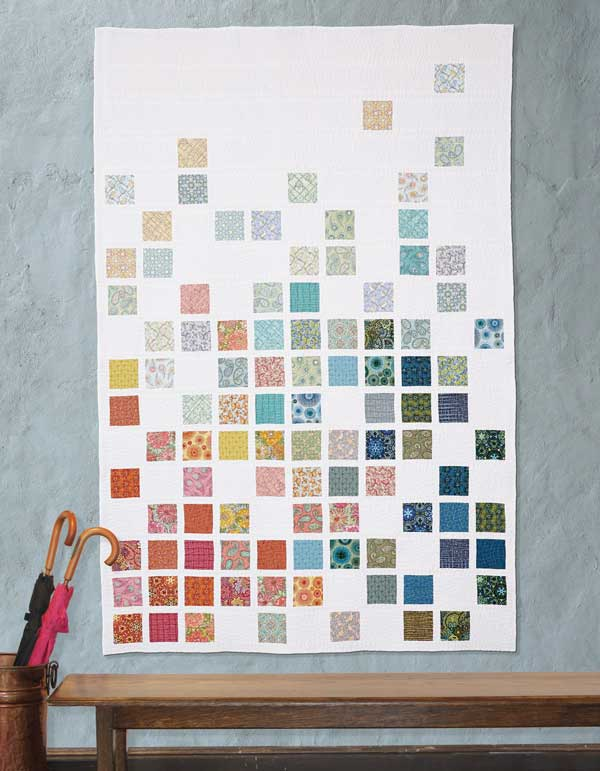 Modern Quilts Illustrated #6 Ships Today! : images of modern quilts - Adamdwight.com